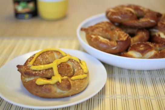 recipes alton brown homemade soft pretzels recipe