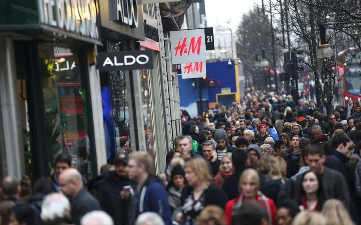 How the UK retail sector is sailing into a perfect storm