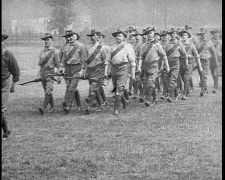 Incredible Boer War material from the archive, 1899-1900: http://www.britishpathe.com/video/boer-war-material-reel-2
