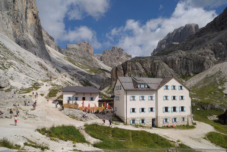 Rifugio Vajolet - Catinaccio