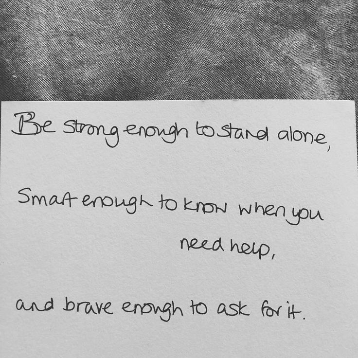 It's ok to ask for help. Not just ok, but courageous. #strong #smart #brave #courage #instaquote #tbt if someone can let me know what #tbt means that would be 👌🏻?