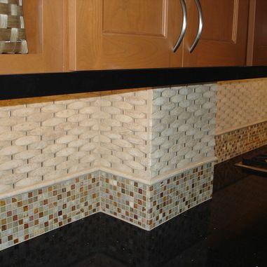 Timeless Tile Backsplash Classic Kitchen Backsplash