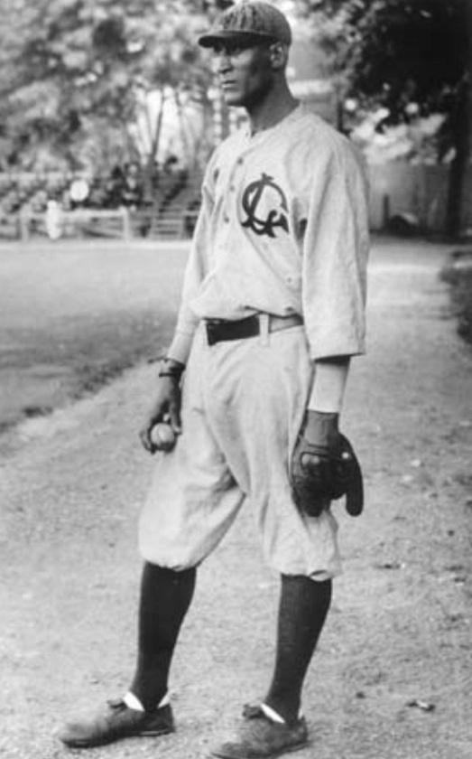 """Smokey"" Joe Williams - Lincoln Giants"