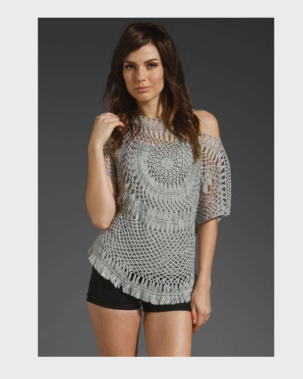Hair pin lace top ideas and other crohet tops and cardigans with patterns