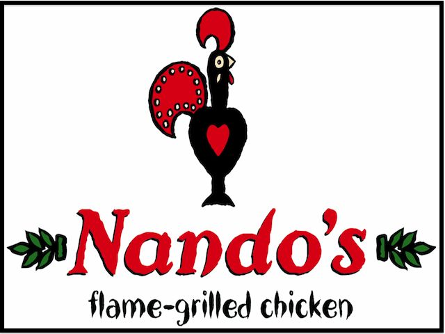 Nando's flame-grilled chicken