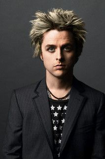 It's Billie Joe Armstrong! by thecraptacular, via Flickr i used to not like his hair blonde and then i saw this.....