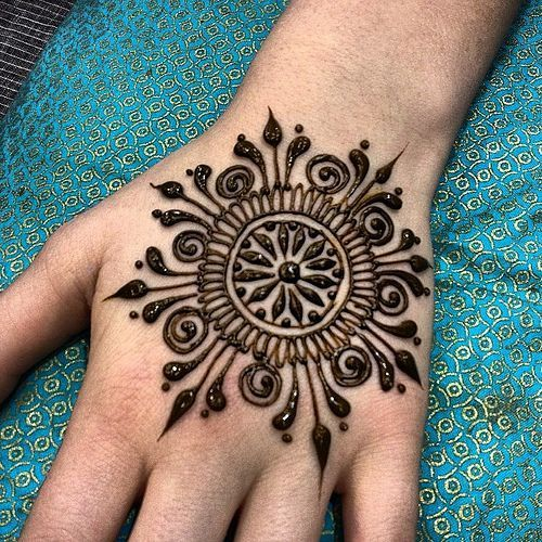 Simple Henna Mehndi Designs and Patterns | Top Style Pk