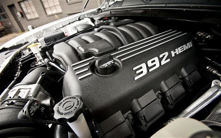 2012 Dodge Challenger SRT8 392 Engine