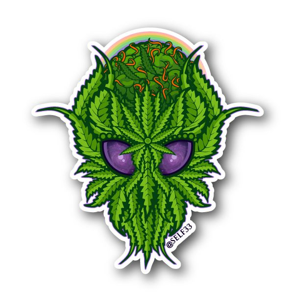 Best 25 Weed stickers ideas on Pinterest  Bulk stickers Vaporizer for weed and Weed smoking pipes