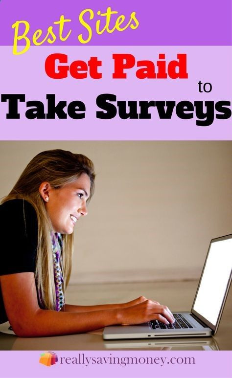 Best Sites to get paid to take surveys! | earn money | make money online | survey sites that pay | cash for surveys | how to make money online | financial freedom | entrepreneur | get paid for your opinion | polls for profit