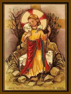 Lord Jesus Christ the Good Shepherd of all people. - My Catholic ...