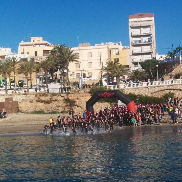 Sortida Triatló #HalfAmetlla #AmetlladeMar #terresdelebre @diversport @100x100Half 19  90  21 #triatlo #triatlon #triathlon #ebreactiu