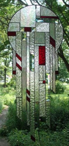 southwestern stained glass patterns | Glass Suncatcher Prairie Style - Glass Haunt