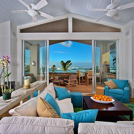 Hawaiian Decor Aloha Style Tropical Home Decorating Ideas: 25+ Best Ideas About Tropical Living Rooms On Pinterest