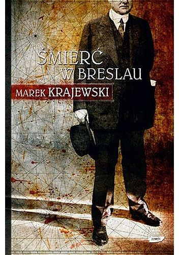 Okładka książki Śmierć w Breslau