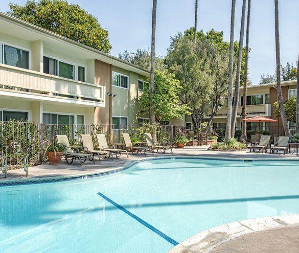 West Los Angeles Apartments Villa Vicente Apartment Homes Los