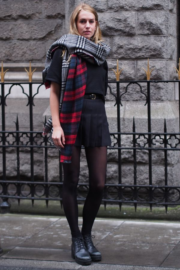 Anna O'Shea cites Dublin store #Costume as the independent hotspot for finding easy-to-wear luxurious pieces from the likes of #Thakoon and #IsabelMarant - #lovedublin #streetstyle #fashion #trendsetters