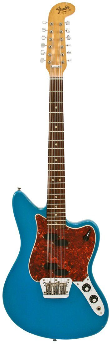 Fender Electric Guitar | 1965 Electric XII | Rainbow Guitars
