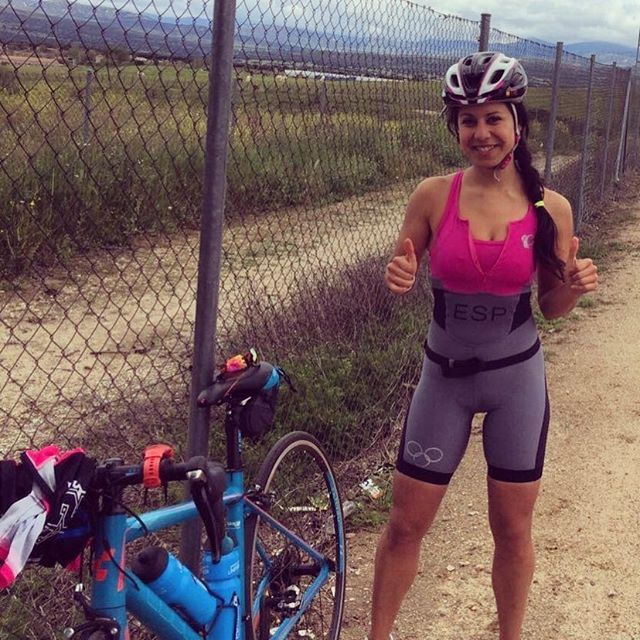 Cycling Chicks Female Cyclists Pinterest Cycling