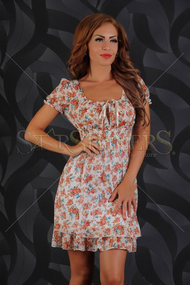 Rochie MissQ Intensity Orange