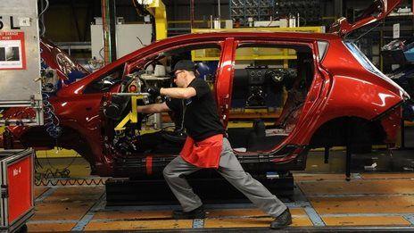UK manufacturing activity picks up