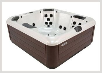 Bullfrog R6L The SportX Model 151 is perfect for smaller families that need a value-packed hot tub for deck or patio installations. With a contoured recliner seat and soothing RainShower JetPak soothing hot water relaxation is now accessible. Allow this hot tub for decks and patios and small to medium installation sites to help you reconnect with those that you love and vacation every night in your own backyard. #WheatlandFireplace #BullfrogSpas