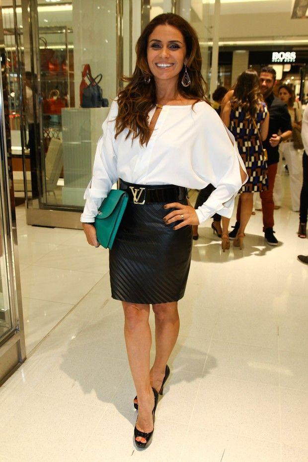 Confira evolução de estilo de Giovanna Antonelli