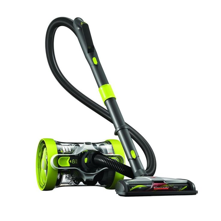 Hoover Air Revolve Multi-Position Bagless Canister Vacuum Cleaner, Greens