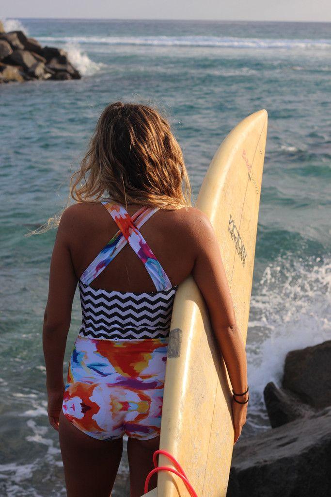 Mix'n'Match Missy – Beverly Swimwear -- Modest swimwear