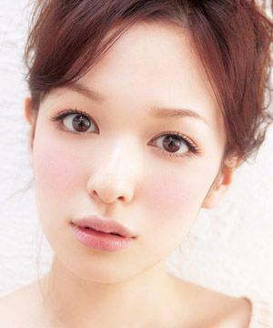Very natural look ♡