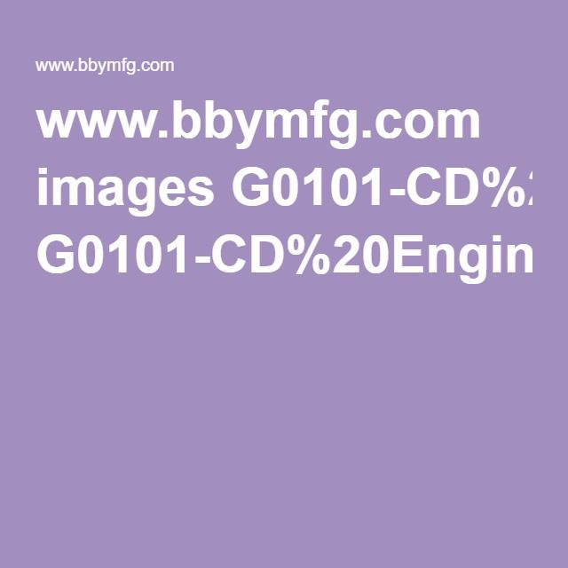 www.bbymfg.com images G0101-CD%20Engineers%20Cut%20Sheet.pdf