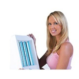 Calsun  Facial Tanner / Tanning Sun Lamp. 30 Minutes a day and  you will get a gorgeous glow all year round.