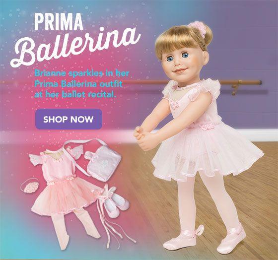 Prima Ballerina is Back!