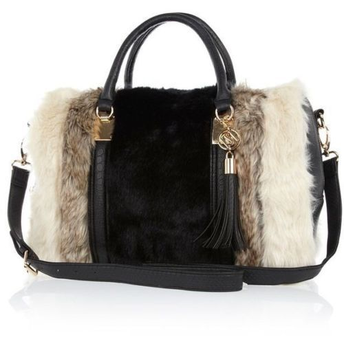 Ebay River Island Fur Bags