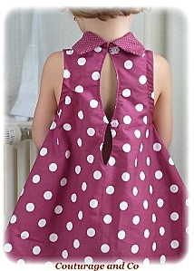habit enfant robe pour petite fille mod le alula. Black Bedroom Furniture Sets. Home Design Ideas