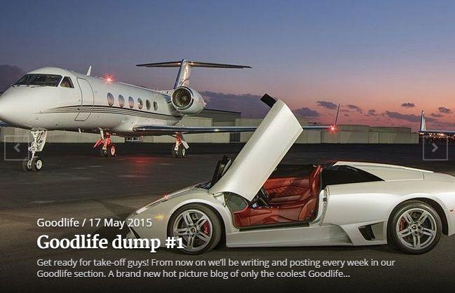 Godlife Dump