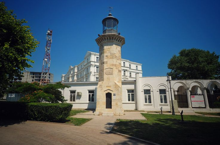 Genoese Lighthouse
