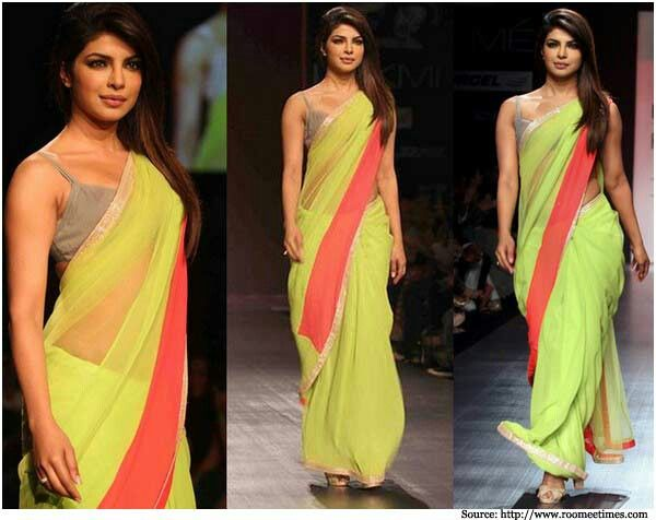 Priyanka chopra neon o...