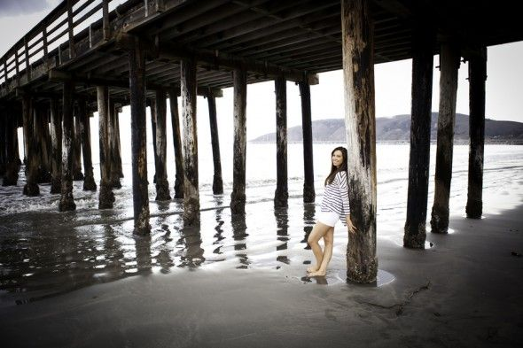 Senior Portraits: From the Beach to the Street by Ballad's Photograpy | Done Brilliantly