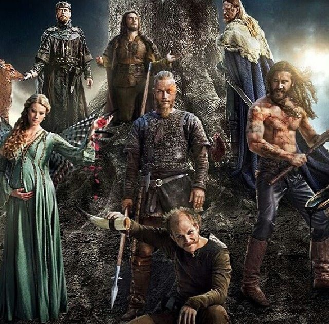 Best 138 VIKINGS ideas on Pinterest | Vikings, Vikings tv series and Viking series