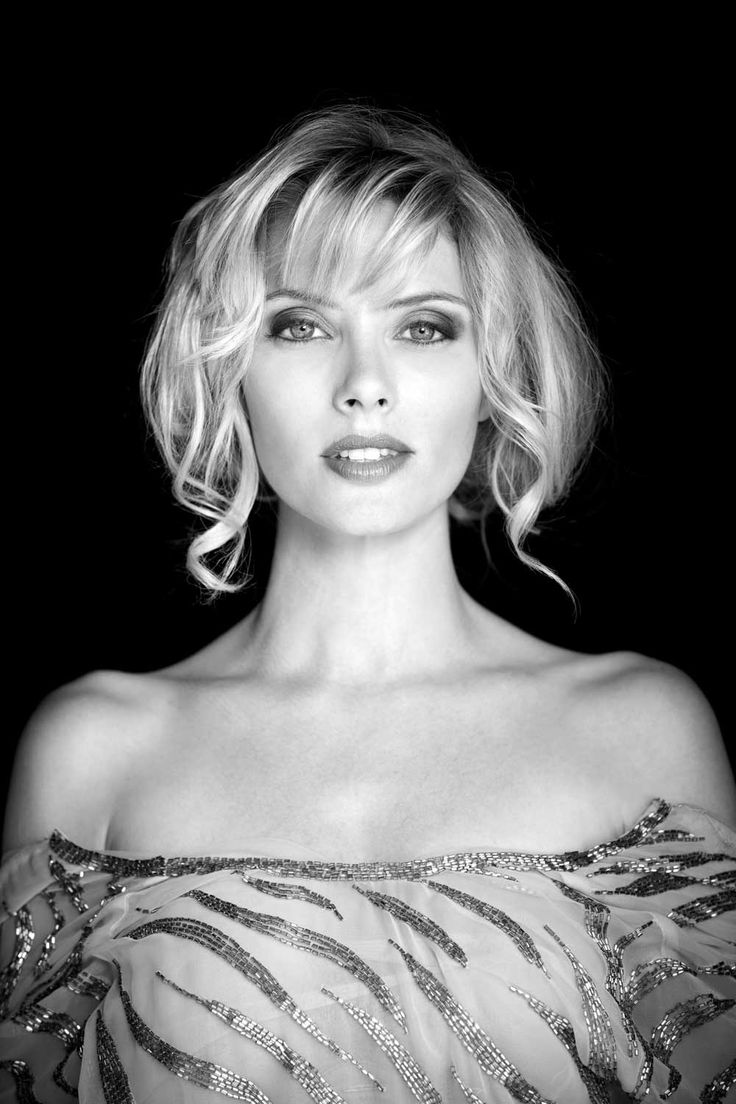 April Bowlby born 1980.                                                                                                                                                     More