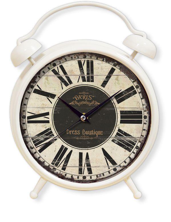 Dekoratif Roma Masa Saatleri Modeli  Ürün Bilgisi ;  Materyal        : Plastik Gövde & Bombeli Gerçek Cam Ebat            : 35 cm. Mekanizma    : Akar Saniye                 Dekoratif şık masa saati Sessiz çalışır Ortama ayrı bir hava verir Ürün fotoğraf görüldüğü gibidir Sevdiklerinize bu şık ve dekoratif masa saatini hediye edebilirsiniz