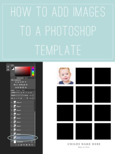 Free Photoshop Collage and Storyboard Templates! — Live Snap Love with Audrey Ann