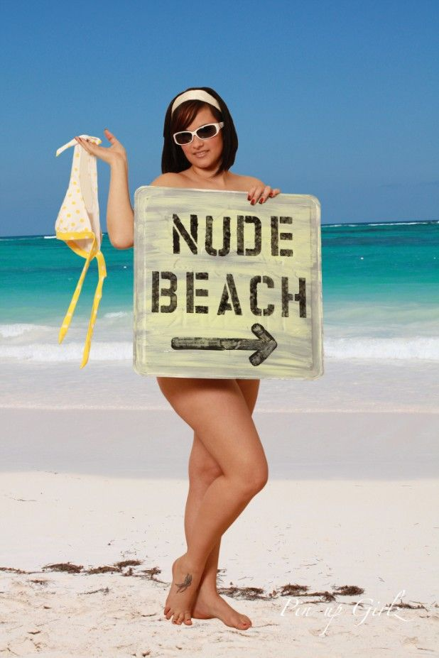 Nude Beach Pinup Misc Things I Like Pinterest Beach