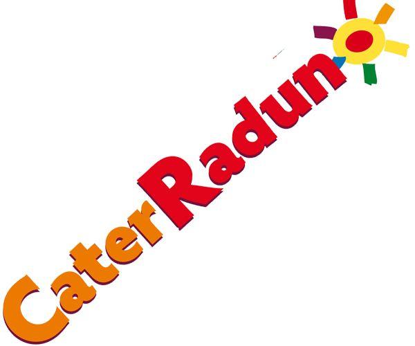 """Logo ufficiale del """" Caterraduno"""" di Senigallia......(Radio Due ,nel corso del programma radiofonico """" Caterpillar"""")...."""