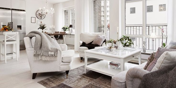 17 Best images about salon on Pinterest  Shabby chic, Design and Living rooms -> Kuchnia Inspiracje Vintage
