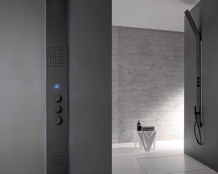Obliqua. #Design Roberto Innocenti #rubinetteriezazzeri #zazzeri #obliqua #home #bathroom #rubinetti #moderndesign  - www.gasparinionline.it