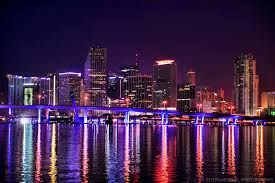 Miami, where Mystic Nights is filmed