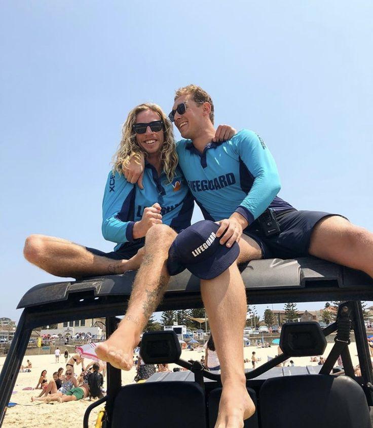 jethro and maxi in 2020 Beach lifeguard, Bondi beach