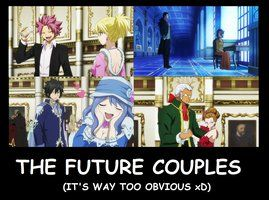 fairy tail natsu and lucy moments episodes - Google Search